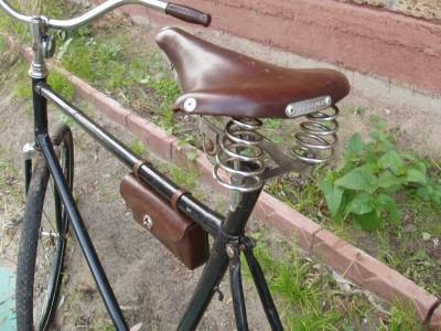 Ремонт велосипеда ссср своими руками 547