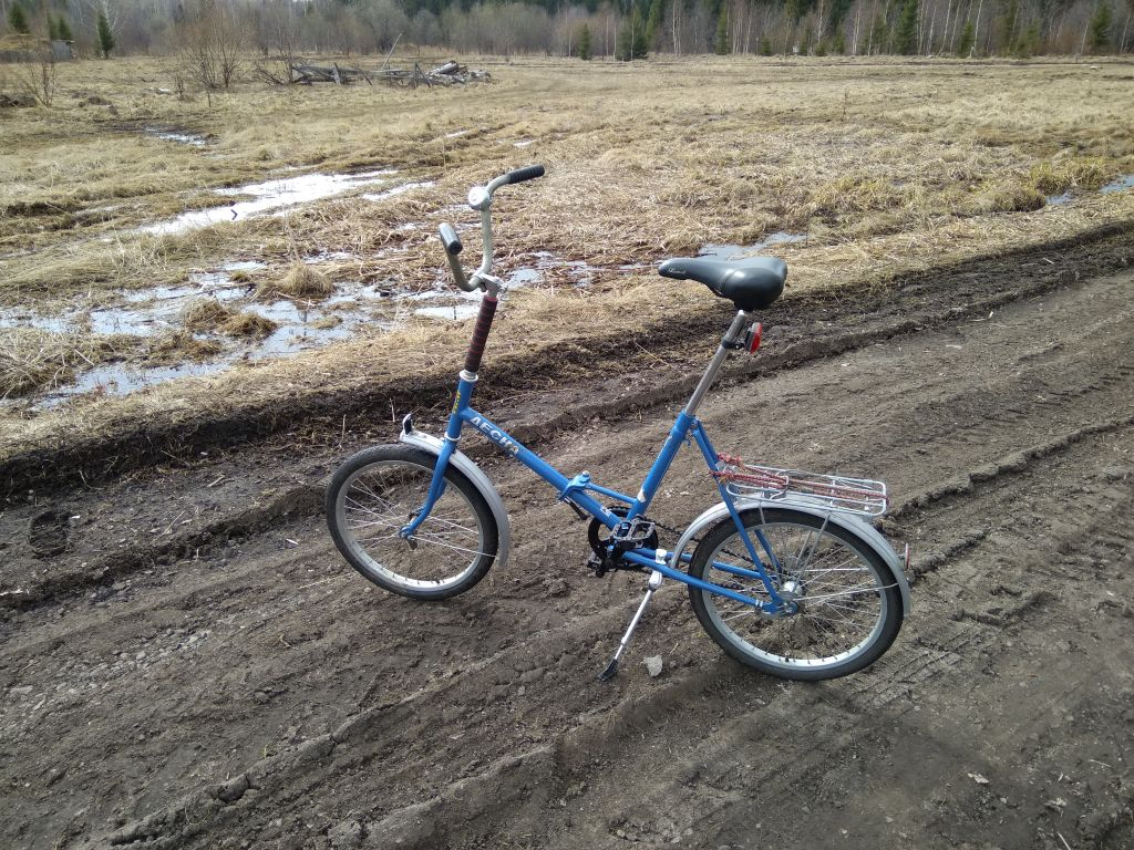 Постсоветские велосипеды 90-х годов и чуть позже