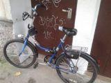 Моё помещение для стоянки и ремонта велосипедов
