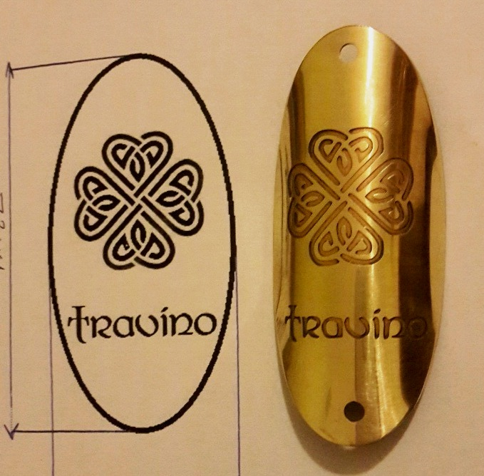 Декоративная обработка метала.