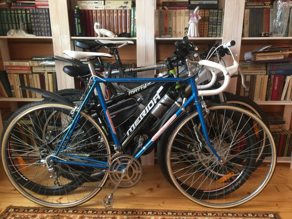 Велосипеды для семьи