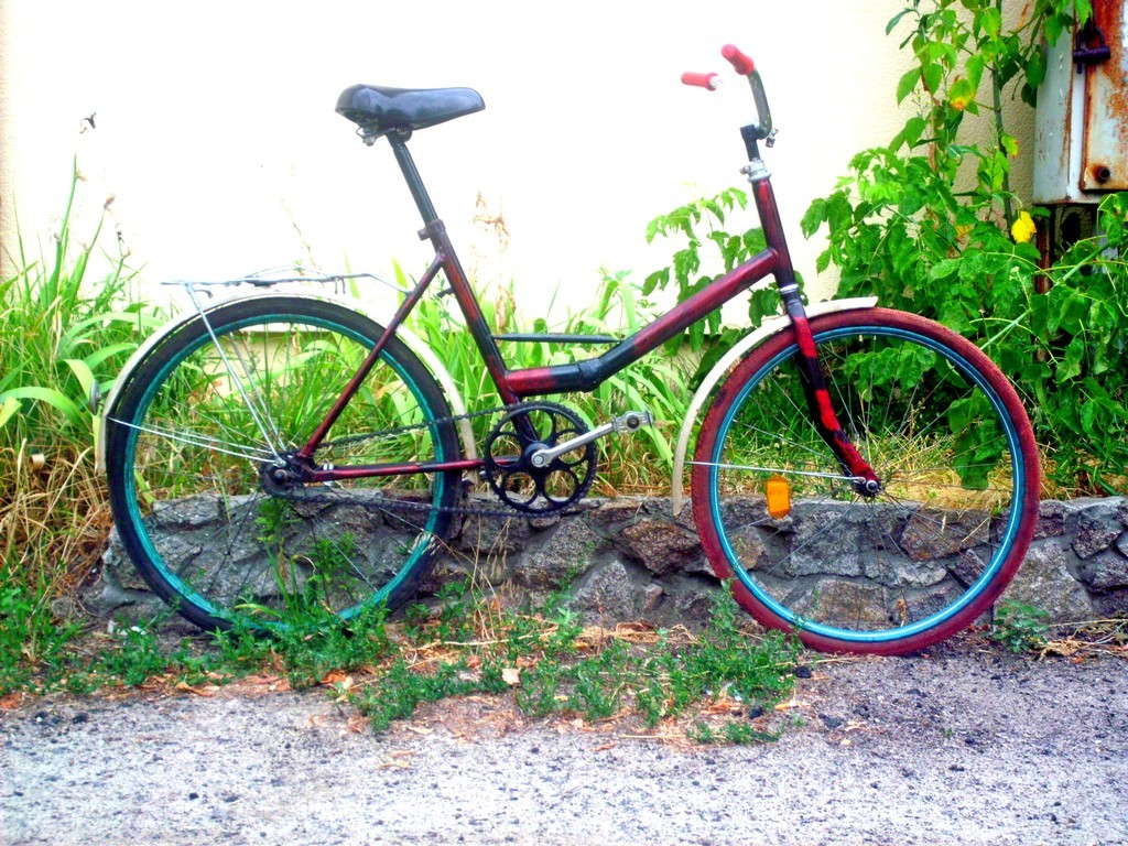 О современных недорогих хозяйственных велосипедах.