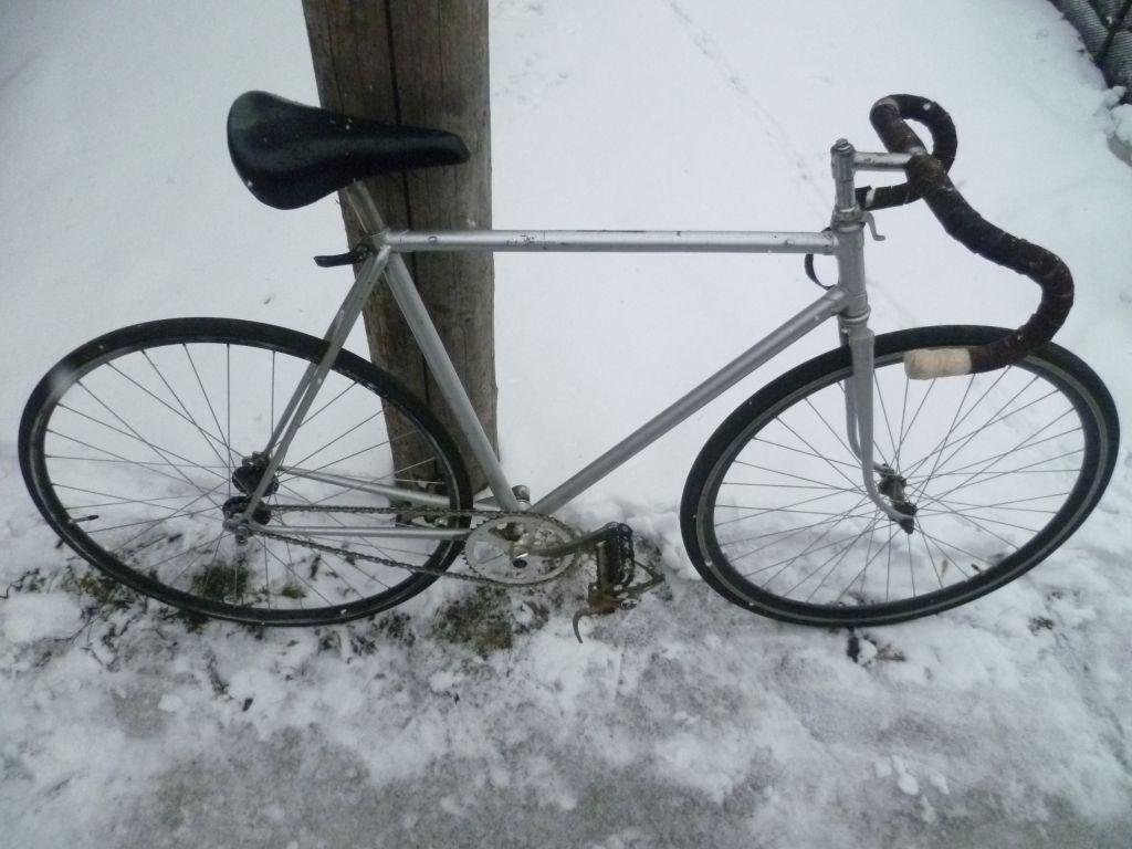 Один велосипед Константина .
