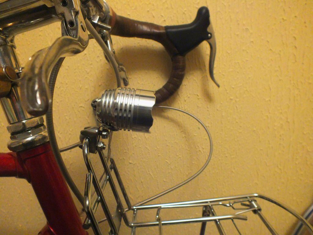 О велосипедном освещении.