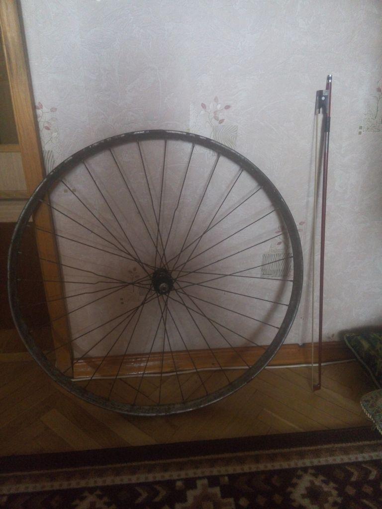 Проблемы велосипедного колеса.