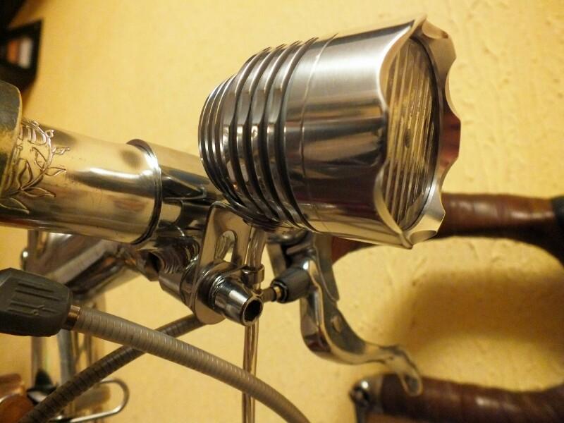 О велосипедном освещении и электропитании.