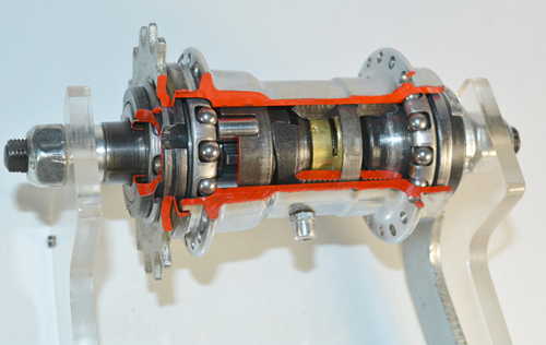 Изобретение века- тормозная втулка Эрнста Захса «Torpedo»