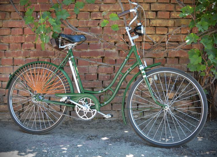 фото велосипеды советского союза тюль