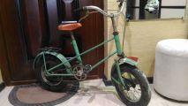 Велосипед Бабочка - по волнам детства