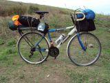 Особенности туристического велосипеда.