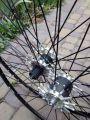 Проблеми велосипедного колеса.