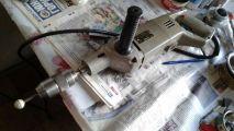 Изготовление и установка маслёнки на заднюю втулку