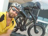 """На ослике """"Sancho Panza"""" по маршруту Vuelta"""