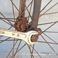 Перший велосипед нової епохи: ХВЗ В-14, 1946 рік