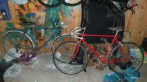 Помогите определить велосипед, раму, детали. Без регистрации.