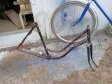 Беларускі ровар - Белорусский велосипед