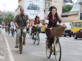 """Міжнародний ретро вело пробіг та """"Батяри на роверах"""", Львів 2021"""