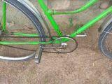 Оживление Минских велосипедов в деревне