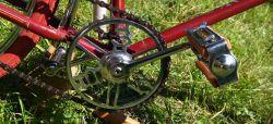 Беларускі ровар — Белорусский велосипед