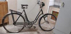 Велосипед маршала Мерецкова