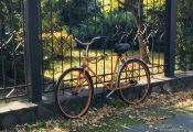 Приятные велосипеды с улицы